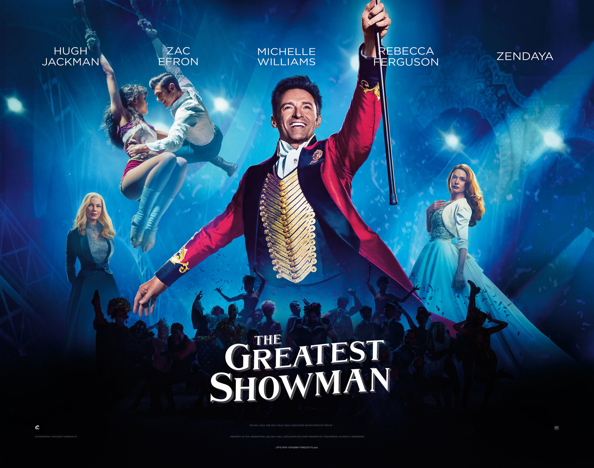 The Greatest Showman - Movie info and showtimes in